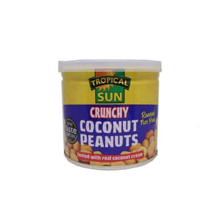 Crunchy Coconut Peanuts 165g