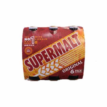 Supermalt 6pack