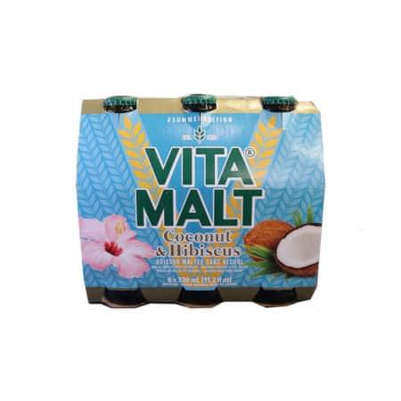 VitaMalt Coconut & Hibiscus